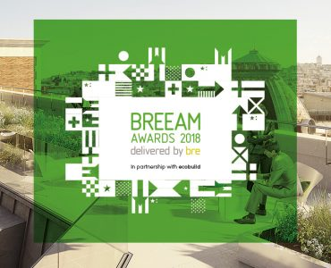 Papirbredden vinner pris i Breeam awards